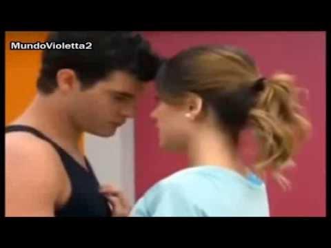 Diego y Violetta Enséñame
