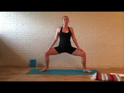 Prenatal Vinyasa Yoga for Flow and Hip Opening