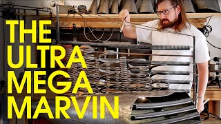 Instrument Maker Interviews: Morfbeats and the Ultra Mega Marvin