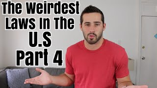 The Weirdest Laws In The US Pt 4