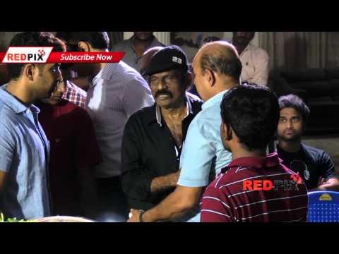 Actor Goundamani pays Homage -Veteran actress Manjula Vijayakumar died