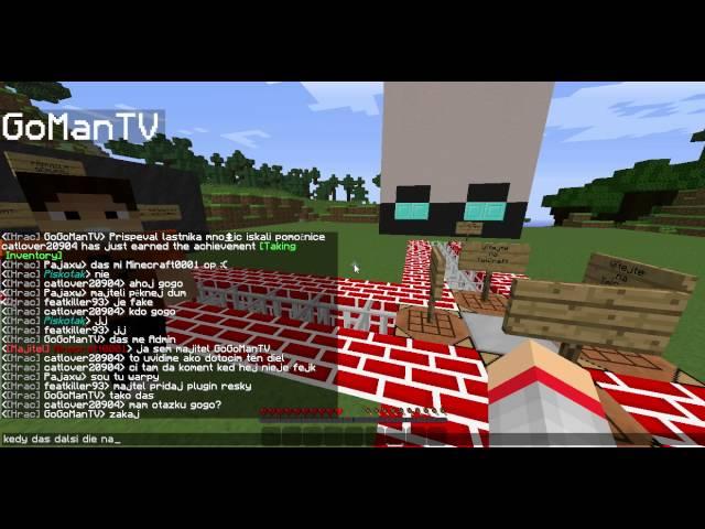 GoGoManTV pristihnuty na serveri