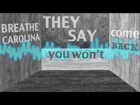 Breathe Carolina - They Say You Won
