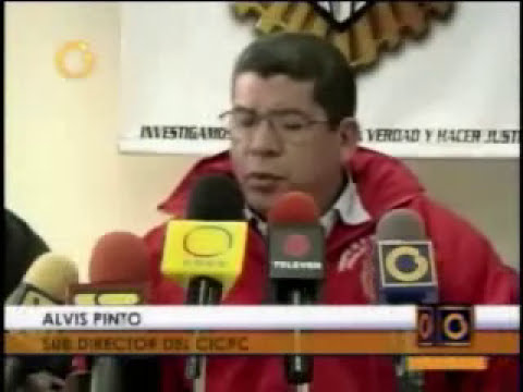 JAVIELITO ABATIDO EN LA PONDEROSA POR LA POLICIA DE ANZOATEGUI.wmv