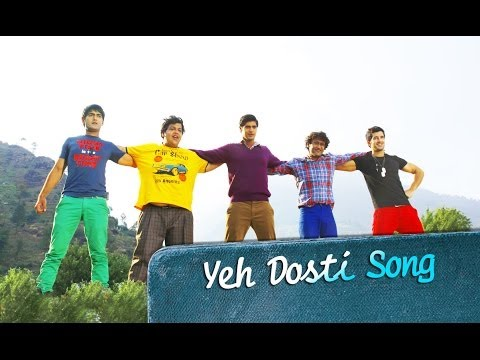 Purani Jeans 'yeh Dosti' Song Ft. Aditya Seal, Tanuj Virwani, Izabelle Leite video