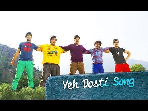 Purani Jeans Yeh Dosti Song ft. Aditya Seal Tanuj Virwani Izabelle...
