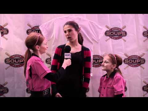 Taylor Hay Interview at Jordan Van Vranken's Annual Bowl-A-Thon