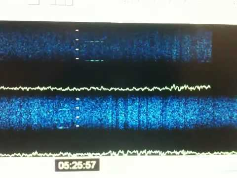 6m meteor scatter AZ to TX