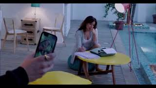 Neha Sharma hot legs thighs boobs grabbed cleavage Kriti short film edit zoom slow motion
