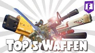 Meine Top 5 besten Lieblingswaffen ➤ Fortnite Rette die Welt • Deutsch • Sharx
