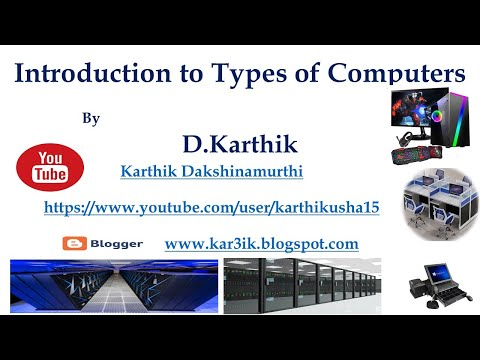 Computer Classification Classification of Computer
