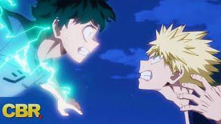 10 Top Tier Anime Fights Between Rivals
