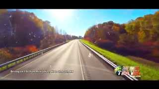 SUAB HMONG TRAVEL: Driving on the road from Milwaukee, WI to St. Paul, MN
