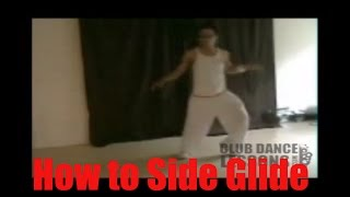 Learn to Side/Circle Glide USHER Dance Moves!