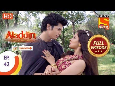 Aladdin - Ep 42 - Full Episode - 17th October, 2018 thumbnail