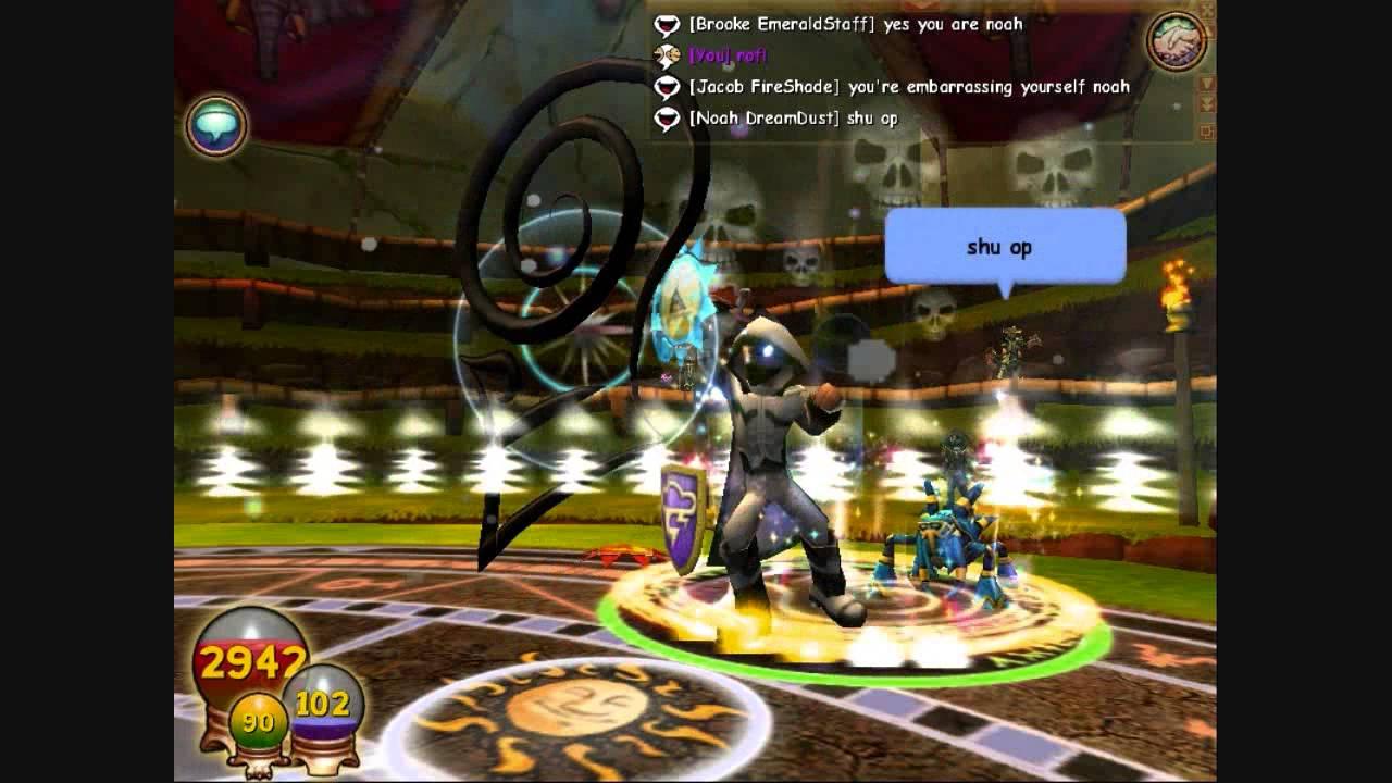 wizard101 gameplay 2013