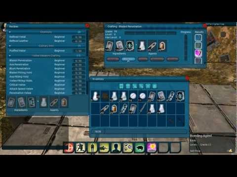 The Repopulation - Trade Skills Feature Video