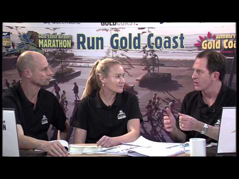 2014 Gold Coast Airport Marathon RE-RUN! Part 4 (9am - 10:15am) - Gold Coast Airport Marathon finish