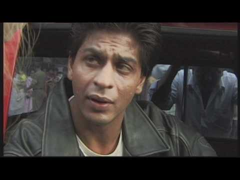 "Shahrukh Khan in 1998 (excerpt from ""Mumbai Masala-Bollywood Film Industry"")"