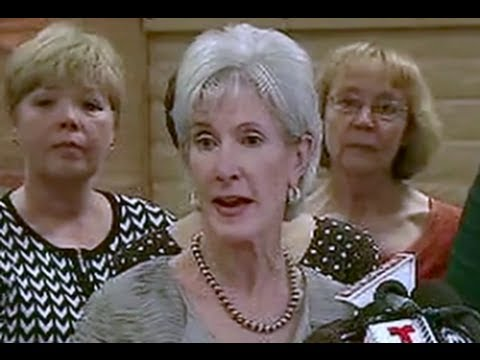 "Kathleen Sebelius: "" I Don't Work for the People Calling for Me to Resign """