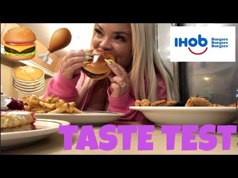 trying the new ihob (international house of burgers) is it worth the hype? | eating show thumbnail