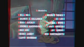 Scooby Doo Where Are You Closing Credits 1969 (3D)