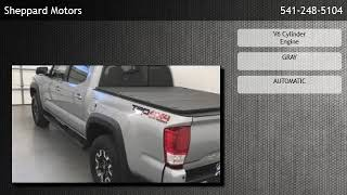 2017 Toyota Tacoma TRD Off Road Double Cab 5' Bed V6 4  - Junction City