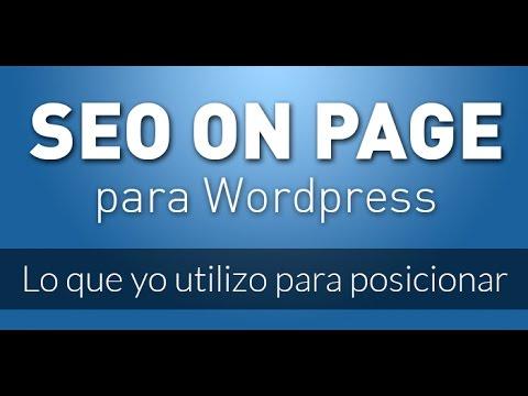 SEO On Page en Wordpress