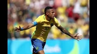 Brasil 6 x 0 Honduras - Melhores Momentos(olimpíadas do Rio 2016)