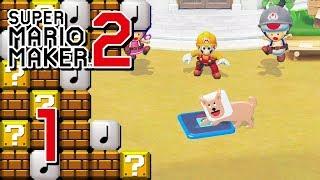 Super Mario Maker 2 ITA [Parte 1 - Reset]