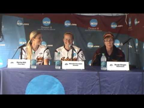2013 NCAA DIII Softball Championship - Game 5 - Salisbury