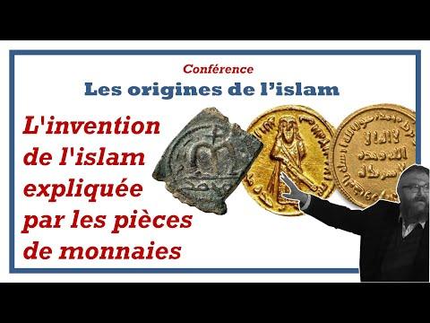 4-L'invention de l'islam expliquée par les monnaies [Conférence Odon Lafontaine/Origines de l'islam]
