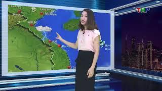 Dự báo thời tiết tối (13/7/2019)