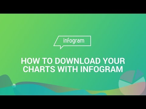 How to Download Your Charts with Infogram