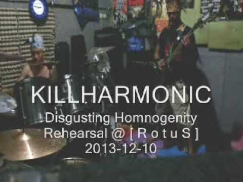 Killharmonic - Disgusting Homogenity