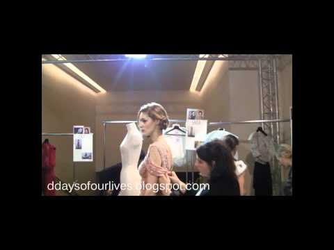 Elie Saab Haute Couture Spring Summer 2011 Backstage (dressing Room) video