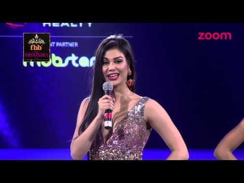 FBB Femina Miss India 2016   Episode - 2   Seg 4