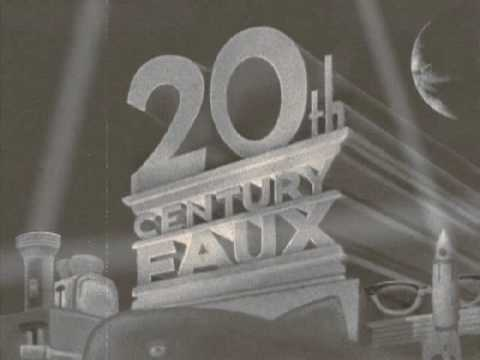 20th Century Fox Logo Spoof - Paint Shop Pro