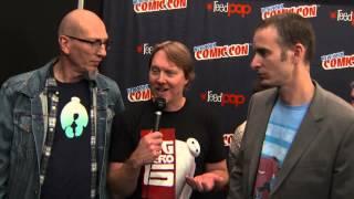 Big Hero 6: Roy Conli, Don Hall, & Chris Williams New York Comic Con Interview