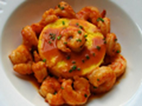 Deviled Shrimp Ragu - Spicy Shrimp Recipe - YouTube