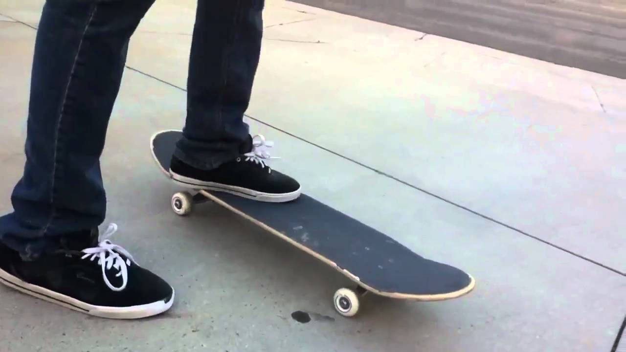How to Kickflip Goofy hd