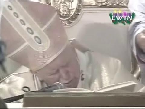 14) San Juán Diego Cuahutlatuatzin - Juán Pablo II canonización 31.06.2002