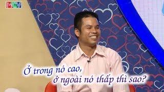 Bị chê LÙN chàng Huế khoe cái BÊN TRONG EM CAO còn miêu tả trừu tượng khiến Quyền Linh muốn té xỉu