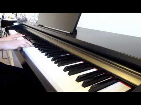 Sunflower - Paddy Sun piano cover