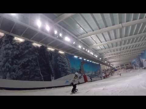 SnowBoarding - Learning - lessons