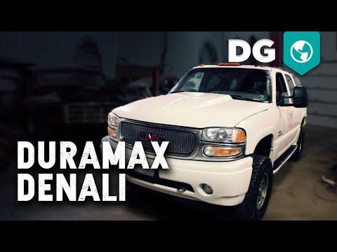 6.6 Duramax in an '03 Yukon XL Denali