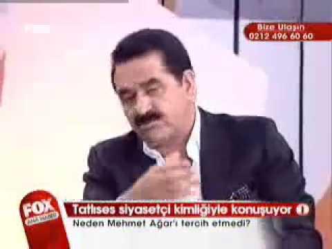 IBRAHIM TATLISES PKKli DEYILIM DIYEMEDI  ( VATAN HAINI PIC )