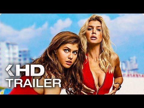 BAYWATCH ALL Trailer & Clips (2017)