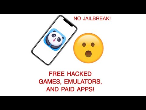 FREE Paid Apps and Emulators! No jailbreak! IOS 11.4 and under! (Hacked Apps)