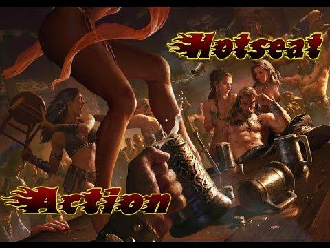 Играем ВМЕСТЕ. Hotseat в жанре Action. Игры для компании. Во что поиграть вдвоём.